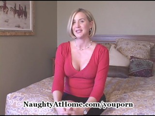 aged wife acquires creampie