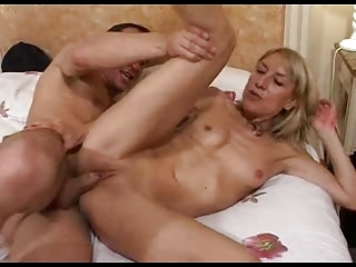 french mommy anal