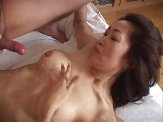 aged japanese cougar 6 uncensored