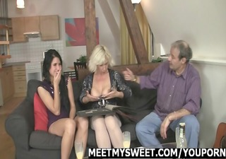 angel acquires drilled by her bfs family