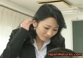 natsumi kitahara ass drilling threesome lad part1