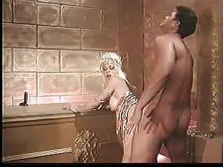 blond aged drilled hard in bathroom - jp spl