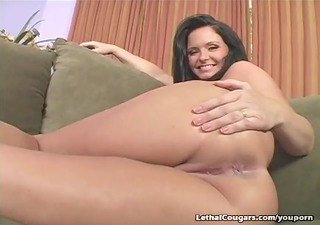 breasty cougar getting her bawdy cleft pounded