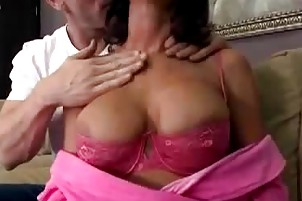 d like to fuck turns a massage into a old