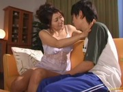 kyoko sweet japanese older playgirl is a chick